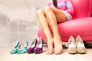 Товароведческая экспертиза обуви