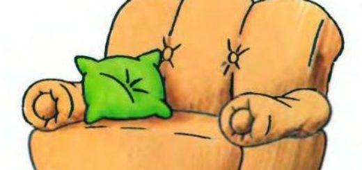 Экспертиза дивана на запах