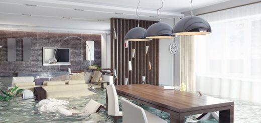 Экспертиза мебели после затопления